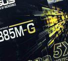 Мат. плата Asus b85m-g(LGA1150) Новые